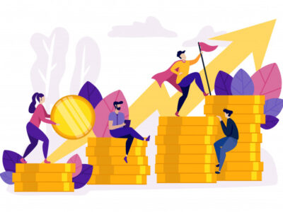 people-ascending-by-coins-graph_82574-164
